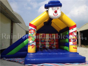 Inflatable Clown Bouncers, Top Quality Inflatable Bouncers for Kids pictures & photos