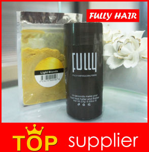 Hair Loss Concealer Fully Keratin Hair Building Fibers for Hair Balding pictures & photos