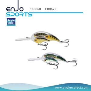 Fishing Tackle School Fish Lure with Bkk Treble Hooks (CB0660) pictures & photos