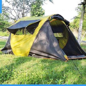 Trade Show 2 Person Family Camping Folding Pop up Tent pictures & photos