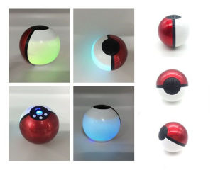 Wholesale Pokemon Go Bluetooth Speaker for Promotion for Free Sample pictures & photos