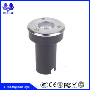 Outdoor Recessed Floor IP68 RGB 1W 3W Stairs LED Underground Light pictures & photos