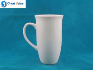 11oz Matte Finished Mug with Sandblast Logo, Sandblast Mug pictures & photos