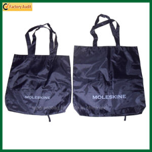 Cheap Foldable Shopping Tote Polyester Advertising Bag (TP-SP262) pictures & photos