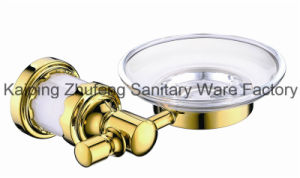 New Design Zf-571 Soap Dish Holder Jade Bathroom Accessory pictures & photos
