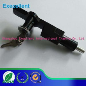 Zinc Alloy Mechanical Locks Designed by Lathe Stamping Assembly