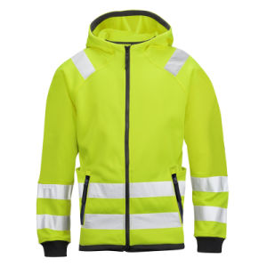 High Visibility Reflective Roadway Safety Jacket pictures & photos