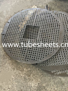 Titanium Alloy Heat Exchanger Tube Sheet