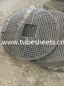 Titanium Alloy Heat Exchanger Tube Sheet pictures & photos