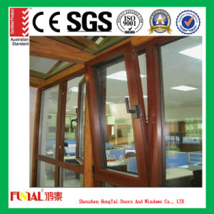 European Style Aluminium Glass Window pictures & photos