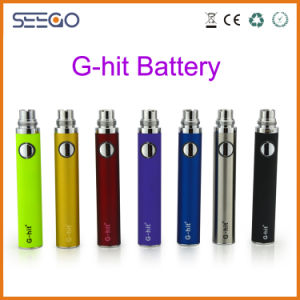 Electronic Hookah Cigarette G-Hit Electronic Cigarette Lighter From Seego pictures & photos