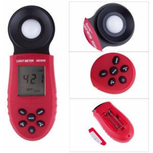 200, 000lux Digital Light Meter Luxmeter Luminometer Illuminometer Photometer FC/Lux pictures & photos