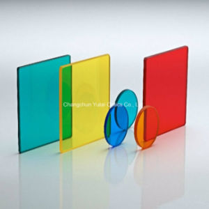 Optical Glass Color Filter Hb760 Glass Filters pictures & photos