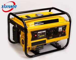 AC Single 2kw Hand Start Gasoline Generator 220V with Honda Engine pictures & photos