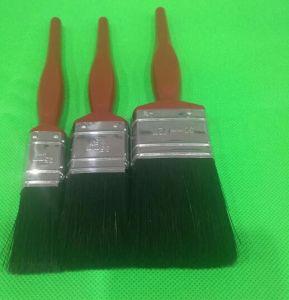 Lxxx 3PCS Set Black Filaments Mix Bristle Paint Brush pictures & photos