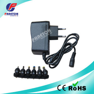 DC Power Plug 12V 1.5A pictures & photos