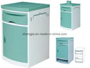 Sjg04 ABS Bedside Cabinet