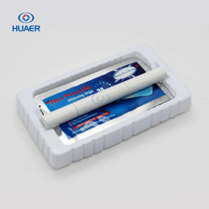 Hydrogen Peroxide Teeth Whitening Pen Whitening Kit with FDA Approved pictures & photos