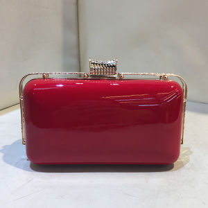 Korea Wholesale Handbags High Quality Acrylic Evening Clutch Bag for Women Eb771 pictures & photos