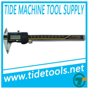 High Quality Digital Caliper with Pointed Jaws pictures & photos