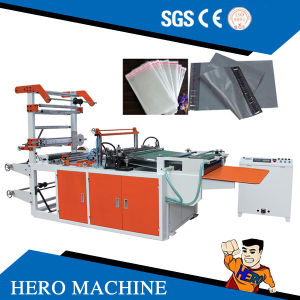 Wholesale All Type Plastic Bag Making Machine for T-Shirt, Vest, Shopping, Patch, Flower, Chicken, Flat, Garbage Bag pictures & photos
