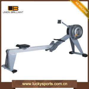 Gym Commercial Fitness Equipment with Aluminium Rowing Rail Rowing Machine pictures & photos