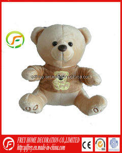 Soft Baby Gift Toy of Teddy Bear for Christmas