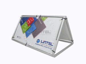 Triangle Poster Board Sign Stand pictures & photos