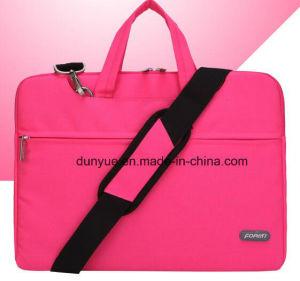 "OEM Simple Thin Design Nylon Laptop Briefcase Bag, Factory Supplier Multi-Functional Laptop Messenger Bag Fit For11"", 12"", 13"", 14"", 15.6"" Laptop pictures & photos"