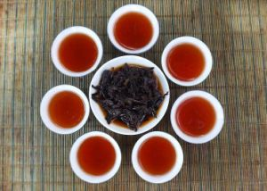 Dark Tea Extract Fuzhuan Tea Extract pictures & photos