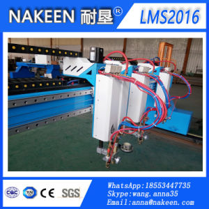 Lms2017 CNC Plasma Flame Cutter for Metal pictures & photos