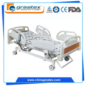 3 Motors Electric Hospital Bed Hospital Room Furniture (GT-BE1401) pictures & photos