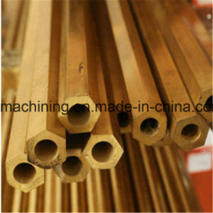 OEM Cold Drawn Hexagonal Copper Tube pictures & photos