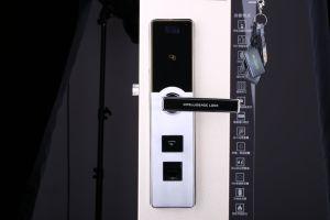 Wireless Zigbee Smart WiFi Door Lock for Support Mobile Control pictures & photos