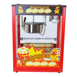 ETL Certified Commercial Electrical Popcorn Popper Popcorn Machine