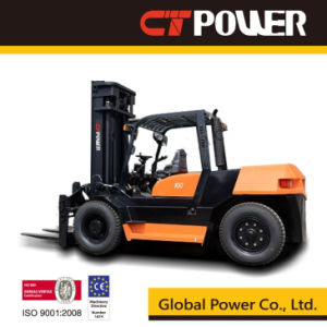 Powerful 7L Series 5.0-10.0 T Diesel Forklift Most Popular in China pictures & photos