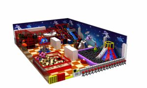 2017 Space Station Children Indoor Playground pictures & photos