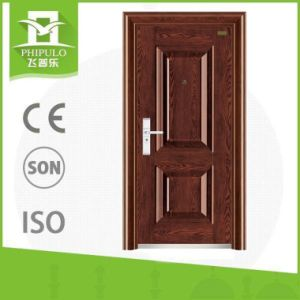 Latest Products Lowes Steel Entry Doors Steel Door pictures & photos