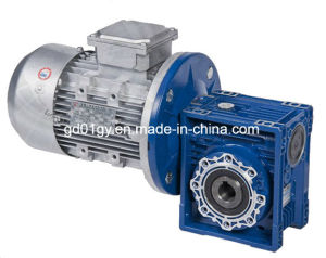 Aluminum Cast Worm Gearboxes for Industrial Variable Transmission pictures & photos