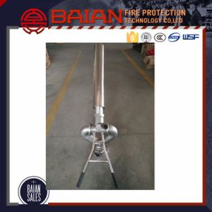 PS80A Ss304 Manual Fire Water Monitor for Fire Fighting System pictures & photos