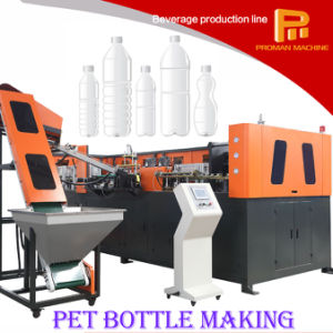 6 Cavity 6000bph Automatic Pet Bottle Blow Molding Machine pictures & photos