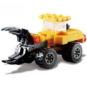 1488039-City Construction Engineering Forklift Building Blocks Action Figure Anime Bricks Toys pictures & photos