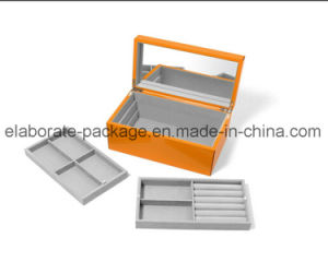 Luxury Wooden Jewelry Storage Box Window Collection Box pictures & photos