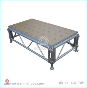 Aluminum Good Price Portable Stage pictures & photos