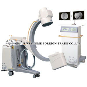 High Frequency Mobile Digital C-Arm System X-ray Machine pictures & photos