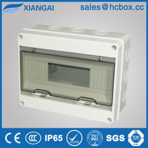 Waterproof Distribution Box Electrical Box Terminal Box IP65box Hc-Ht 12ways pictures & photos