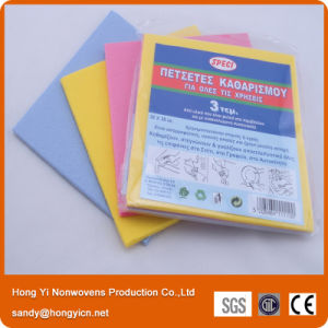 All Purposed Non-Woven Cloth, Needle Punched Non-Woven Fabric Cleaning Cloth