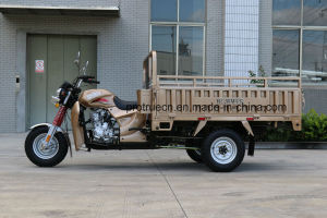 150cc Air Cooled Engine Three Wheeler Cargo Tricycle with EEC Motorcycle pictures & photos