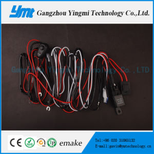 Offroad Deere SUV LED 72W Light Bar Wire Harness pictures & photos