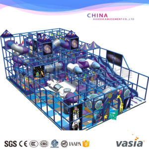 ASTM Standard Children′s Funny Commercial Uesd Indoor Playground for Sale pictures & photos